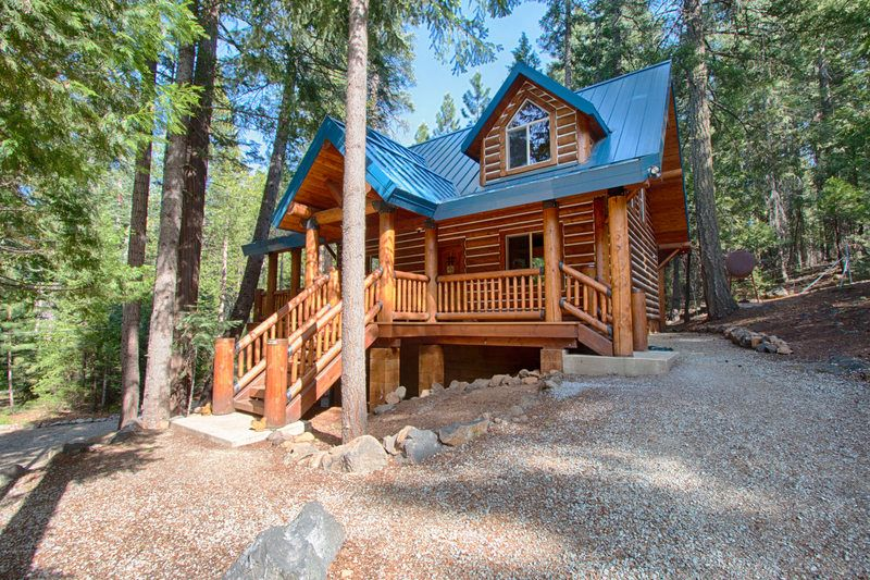 Luxury in the mountains amazing new log vrbo