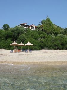 Villa Efelli - View from the Sea