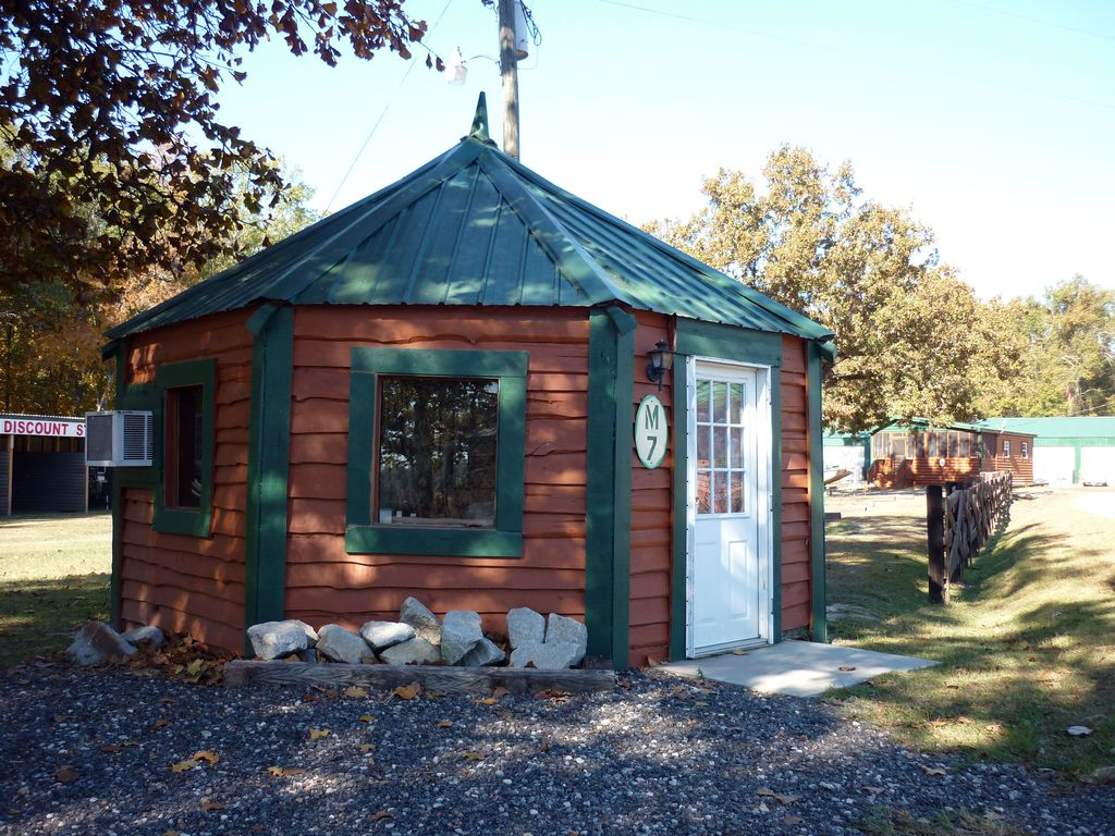 Unique Octagon Cabin For 1 2 People Vrbo