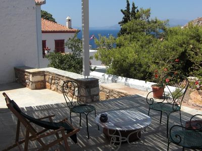 Beautifully renovated five bedroom villa perfect two families 200m to the sea
