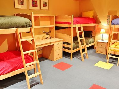 Deer Valley house rental - Bunk room