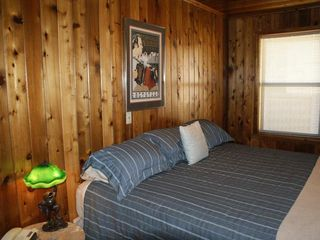 Lake Buchanan house photo - King size bed 2nd bedroom