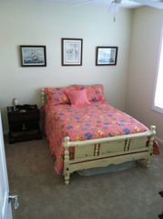 Rehoboth Beach condo photo - A nice and bright second bedroom with a full sized bed