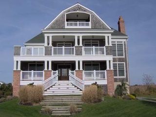 Cape May house photo - The Millennium Lady Exterior