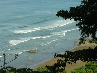 Dominical house photo - View of the beach from our shared HOA Mirador