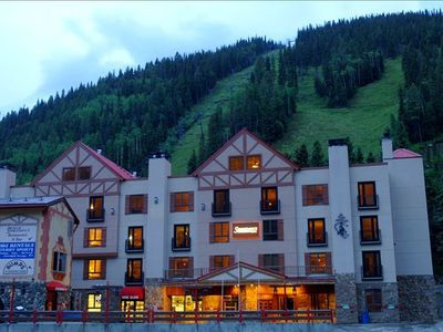 Taos Ski Valley condo rental