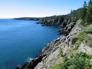 Machiasport cottage photo - An incredible view on the Bold Coast Trail