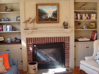 Lewes house photo - Gas fireplace