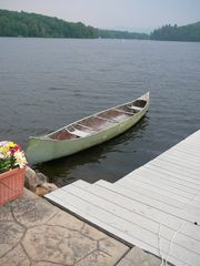 Saranac Lake house photo - A peaceful setting