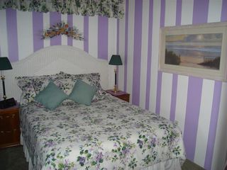 Lewes condo photo - Romantic M-Bedroom w/ Private Bath & Qween Bed