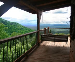 Golden Valley cabin photo - Private, Secluded and Quiet ... Million Dollar View ... no neighbors