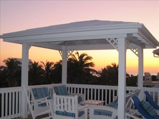 Elbow Cay and Hope Town house photo - Gazebo at sunrise