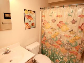 Bethany Beach house photo - lower level hall bath