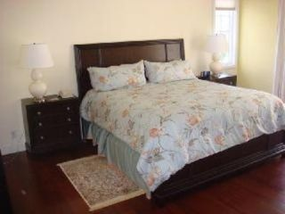 Fisher Island condo photo - MASTER BEDROOM KING BED