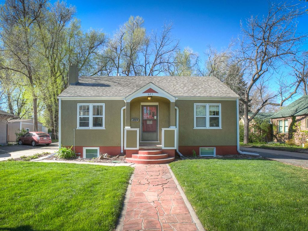 Furnished old town vacation rental in vrbo for Cabin rentals near fort collins colorado