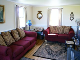 Cranberry Isles estate photo - New Section - Livingroom
