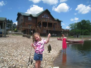Catch & Release Available With Limited Access/Times@ Private Pond From Shore.
