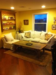 Surfside Nantucket house photo - Great room sitting area