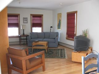 Lubec house photo - Living Room