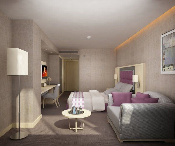 Chic Room in The Center of Adana - Standard Room