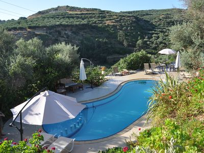 The perfect place to relax and explore West Crete