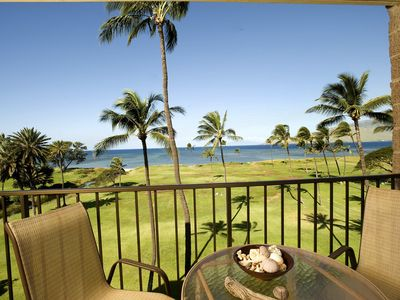 Kauhale Makai #535 Oceanfront 2BR/2BA, Deluxe Fifth Floor, Best Views!!