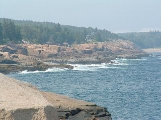 Acadia National Park cottage photo - Ocean Drive (loop rd) & Sand Beach nearby