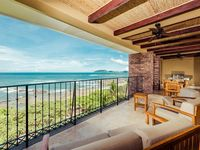 Penthouse Harmonie, a Beach Front Oasis of Peace and Tranquility of 5,000 Ft