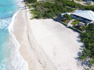 Picturesque And Private Turks BeachsideBungalow -  whole house AIR CONDITIONED