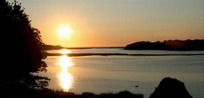 Wake up and watch the Sun Rise over Nauset Beach & Pochet Inlet