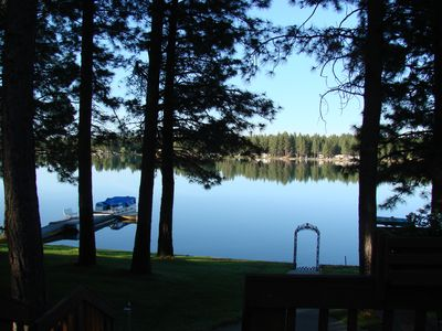 Available boat dock and lake access