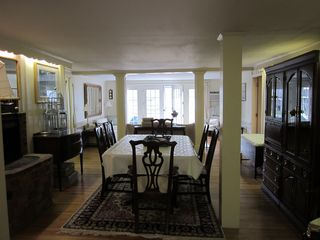 Newfound Lake condo photo - Dining Room