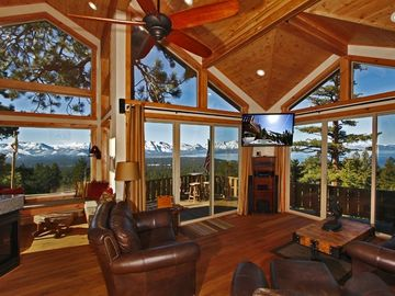 Heavenly Valley house rental - The View............. says it all!