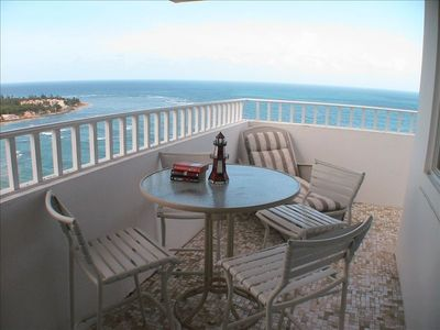 Unobstructed Large Balcony Relax, Have a coffe, Tea, read a book!!