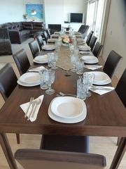 Malibu villa photo - Dining Table