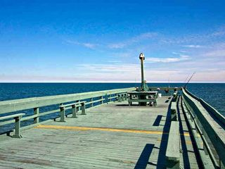 Fernandina Beach condo photo - Drop Your Pole into The Blue Atlantic