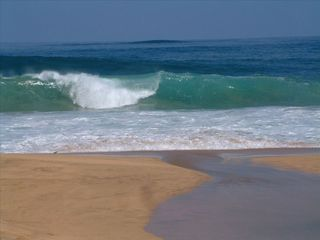 Princeville condo photo - Great beach fun!