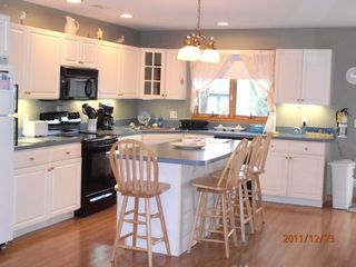 Cape May house photo - We are pet friendly and allow up to two well behaved crate trained dogs.