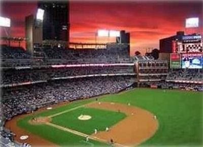 San Diego's Petco Park and Convention Center are located just steps away!!!