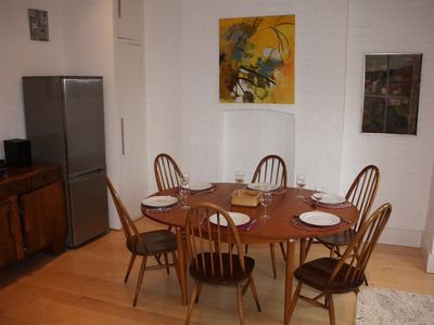 Queens Park apartment rental - Kitchen/dining room