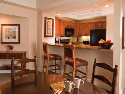 Marriott Streamside  Vail luxury condo