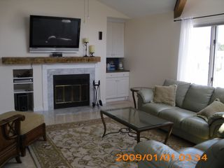 Brigantine townhome photo - Family Room