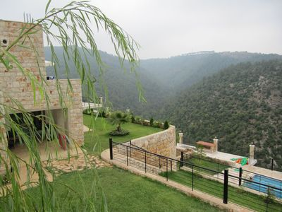 image for Beautiful villa with swimming pool in the mountain