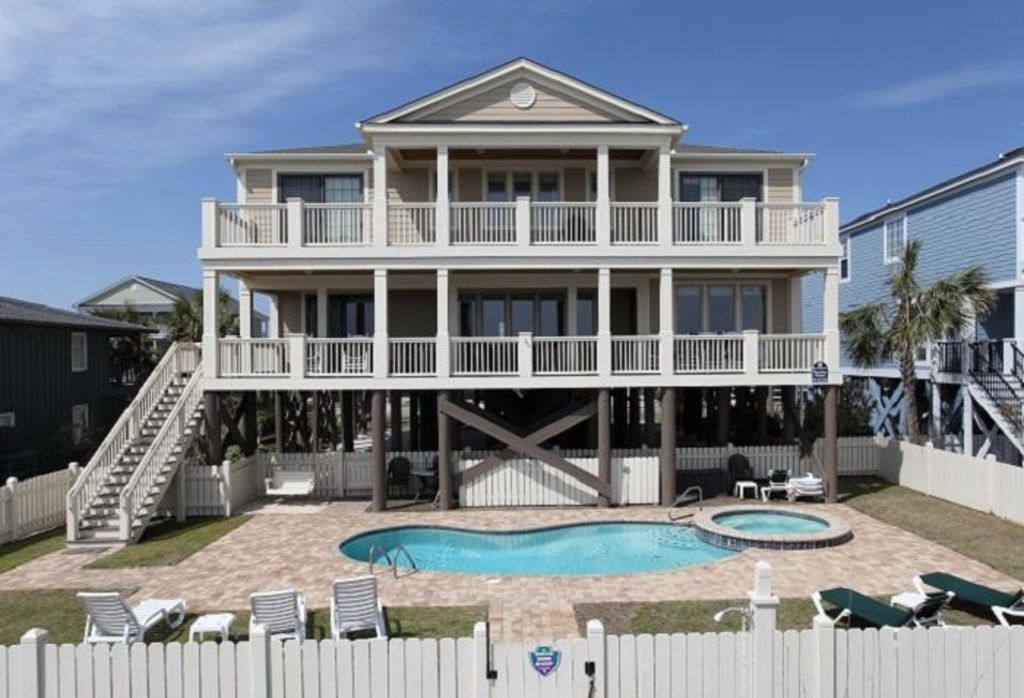 Garden City Beach Vacation Rental Vrbo 670792 8 Br Grand Strand Myrtle Beach House In Sc