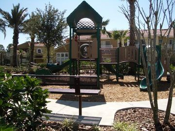 One of several children's play area