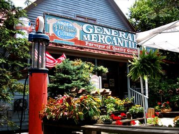 Fred's General Mercantile - a Beech Mountain Institution
