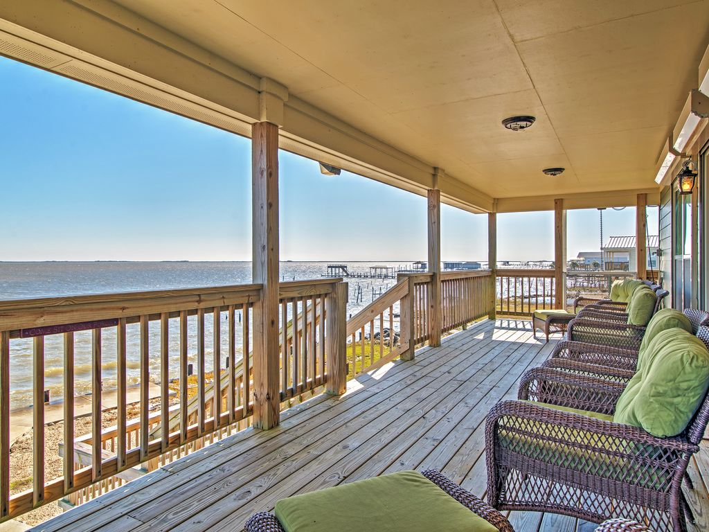 Waterfront 3BR New Orleans House W/Private...