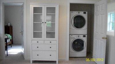 washer dryer are small full size