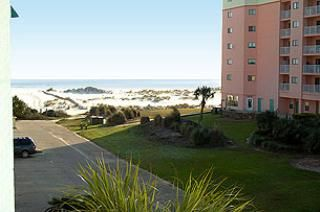 Gulf Shores condo photo - View From Balcony