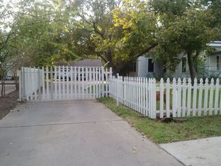 Georgetown apartment photo - Gate to the property. You will be given a remote.